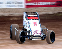 USAC Southwest Series Sprint Cars at USA Raceway 6.27.2015