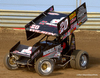 2014 Ohio Sprint Speedweek - Waynesfield Speedway - 6.22.2014