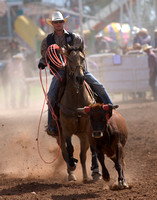 Cochise College Rodeo Slack Events 9.27.2014