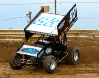 2014 Ohio Sprint Speedweek - Wayne County Speedway - 6.23.2014