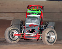 Copper on Dirt Night #2 USA Raceway 3.21.2015